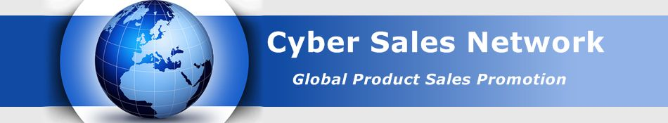 Cyber Sales Network • Global Product Sales Promotion